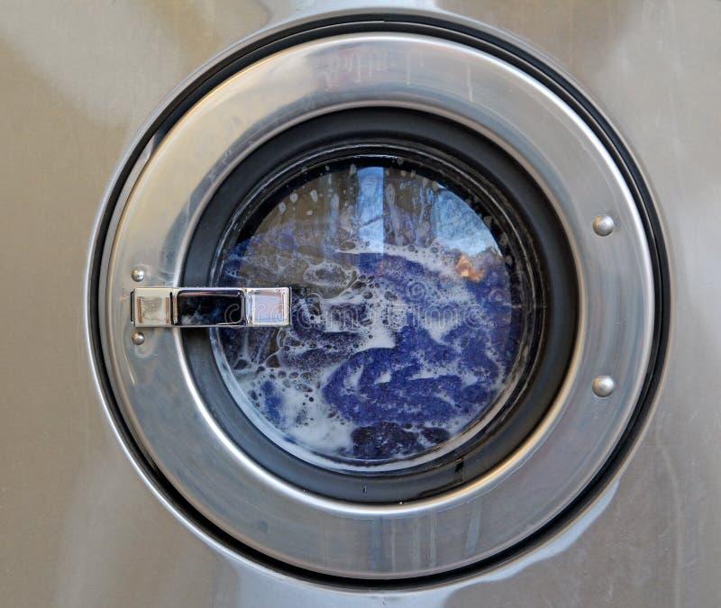 Przemysłowa pralka obraz stock