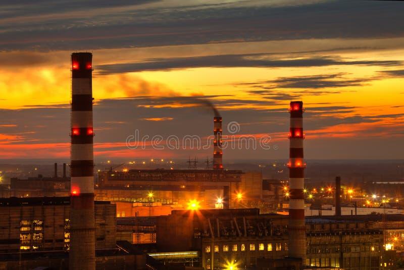 Przemysłowy zdjęcia stock