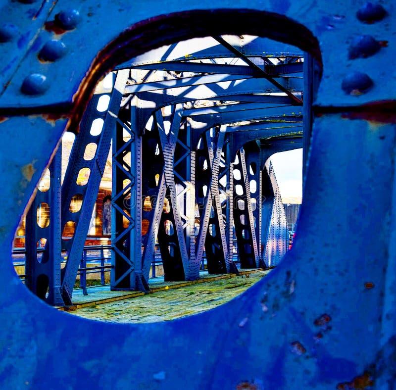 Przemysłowy abstrakt zdjęcia stock