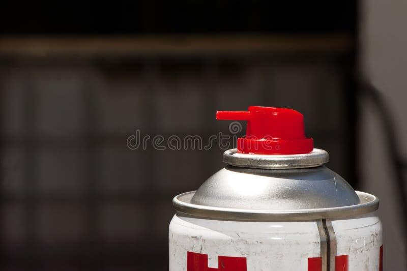 Przemysłowy aerosol obrazy stock