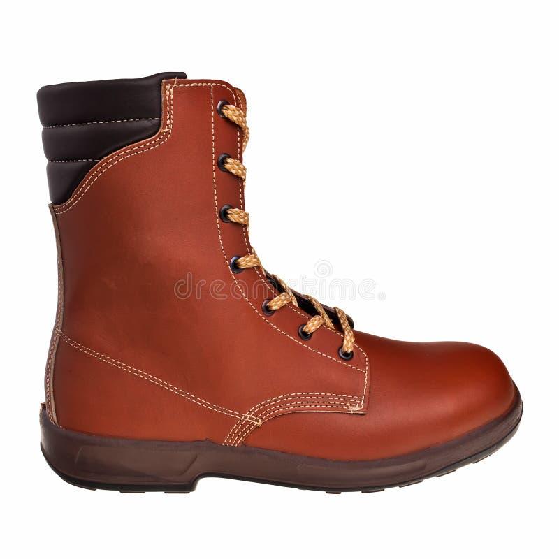 przemysłowy buta bezpieczeństwo zdjęcia stock