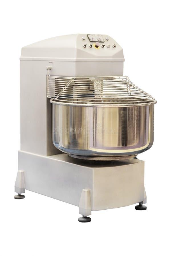 Przemysłowy ciasto melanżer obrazy stock