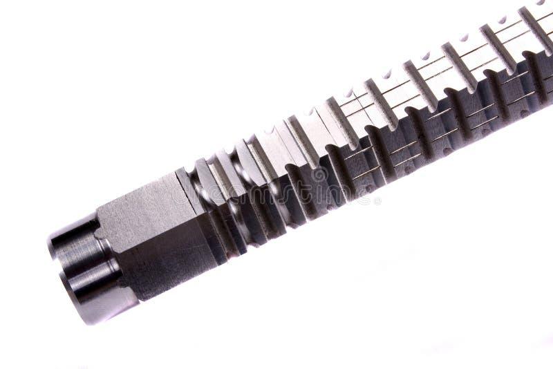 przemysłowy dyszel fotografia stock