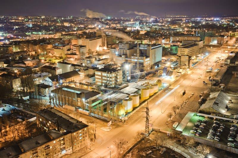 przemysłowy gromadzki Dnepropetrovsk fotografia stock