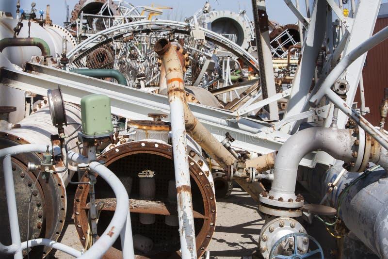 Download Przemysłowy Materiału Budowlanego Przetwarzać Obraz Stock - Obraz złożonej z stary, materiał: 53781021