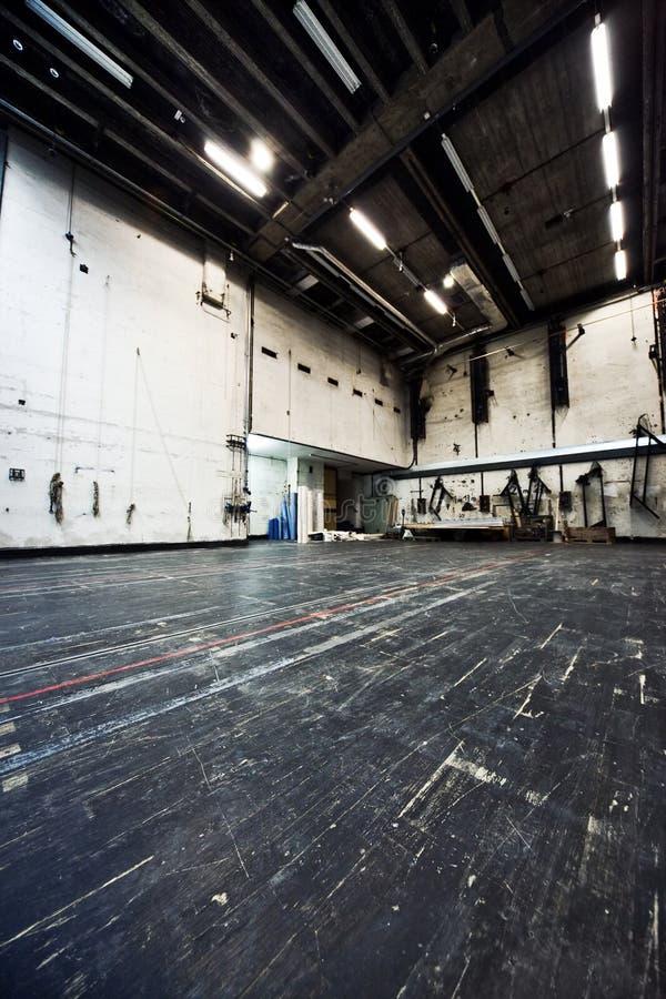 przemysłowy pokój zdjęcie royalty free