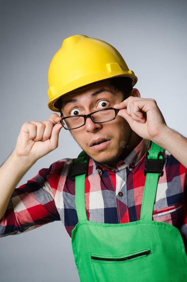 Przemysłowy pracownik obraz stock