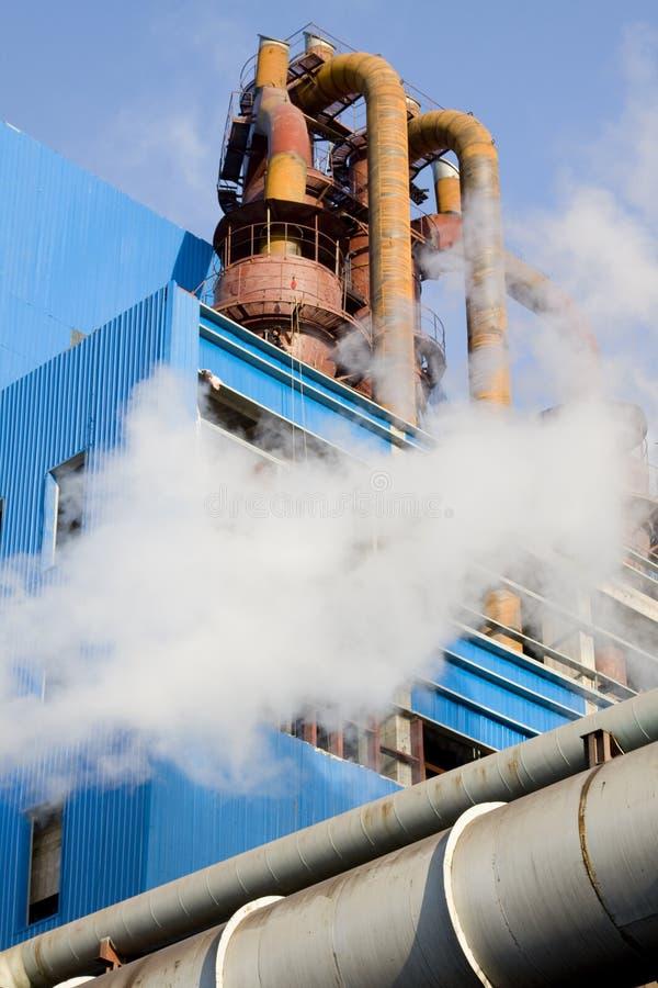 Download Przemysłowy Rurociągowy System Zdjęcie Stock - Obraz złożonej z przepisy, odpady: 13335542