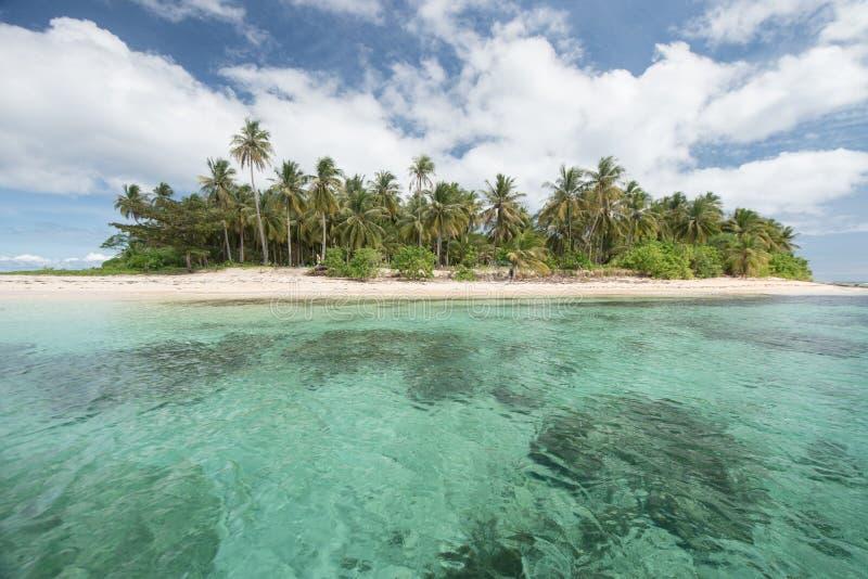 Przepustki wyspa fotografia royalty free