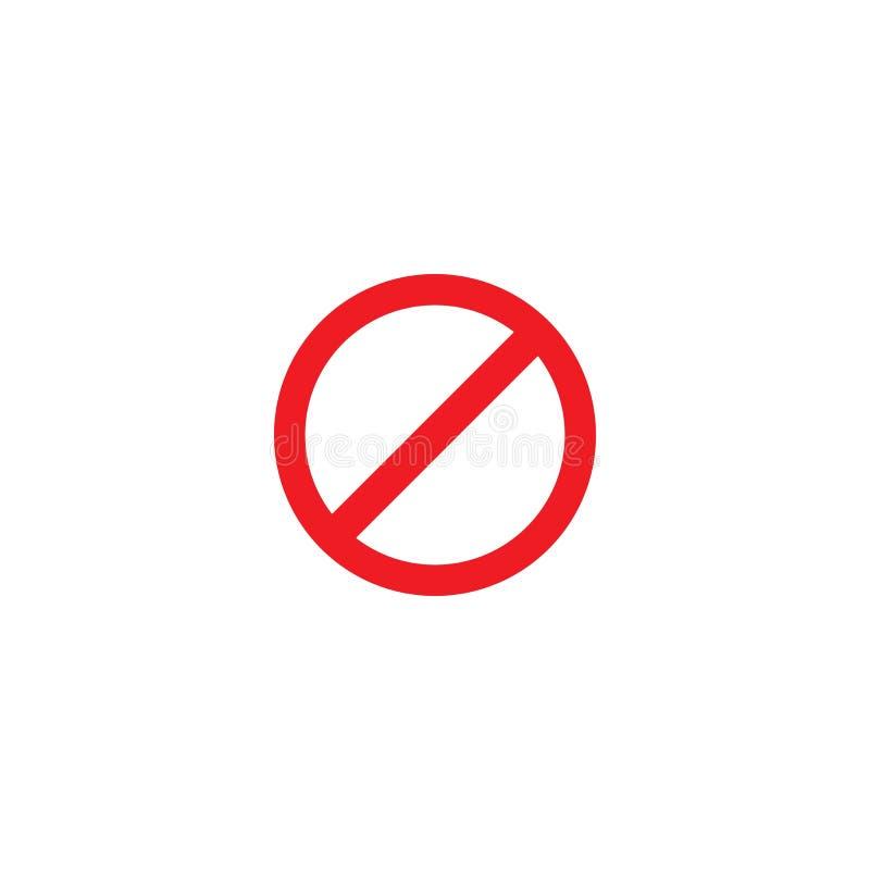 Przerwy ikona ilustracji