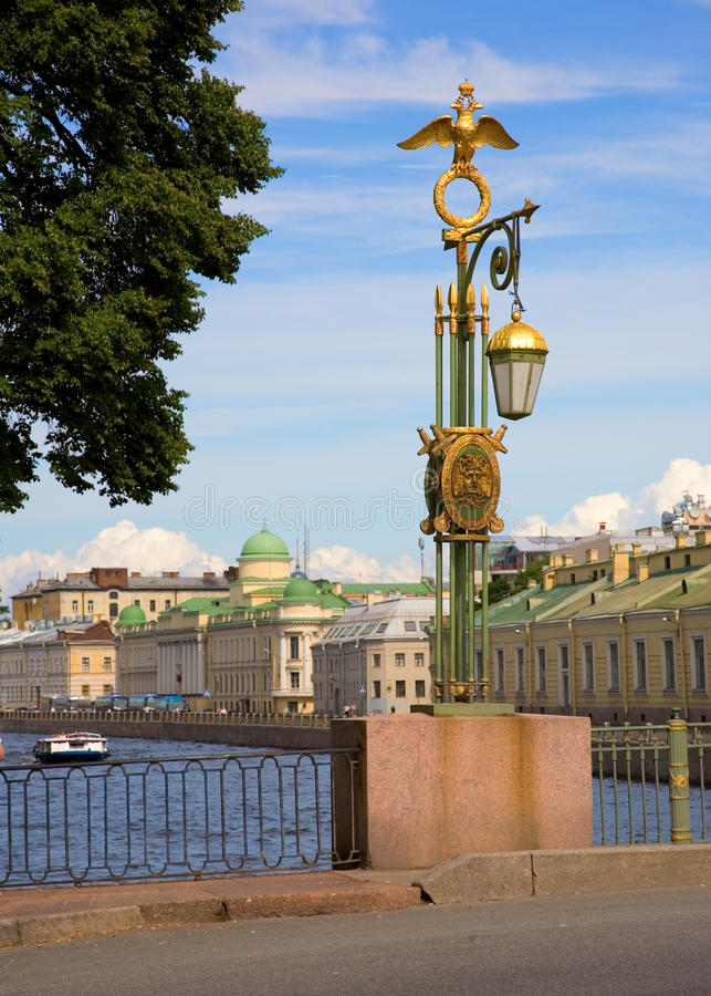 Przerzuca most Petersburg st