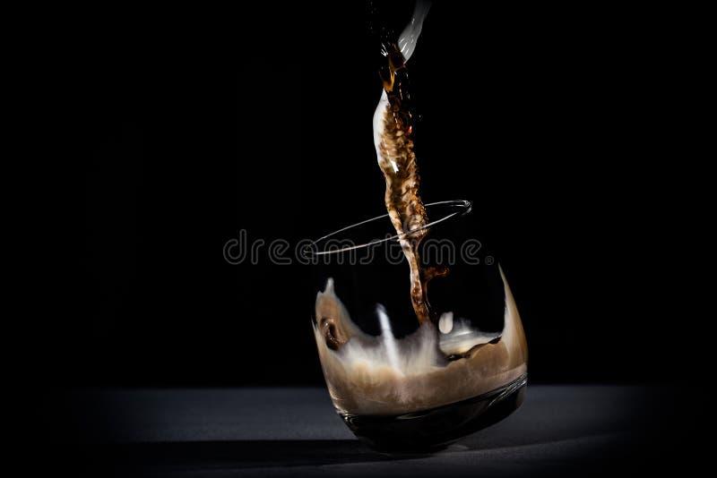 przesączyć kawy obraz royalty free