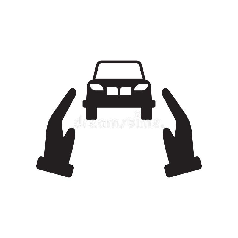 Przesadny ciężar dla pojazd ikony Modny Przesadny ciężar f ilustracja wektor