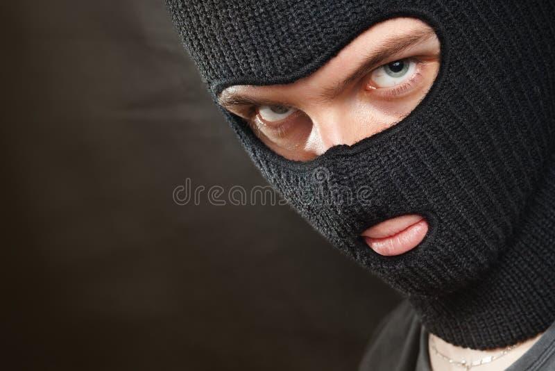 przestępca obraz stock