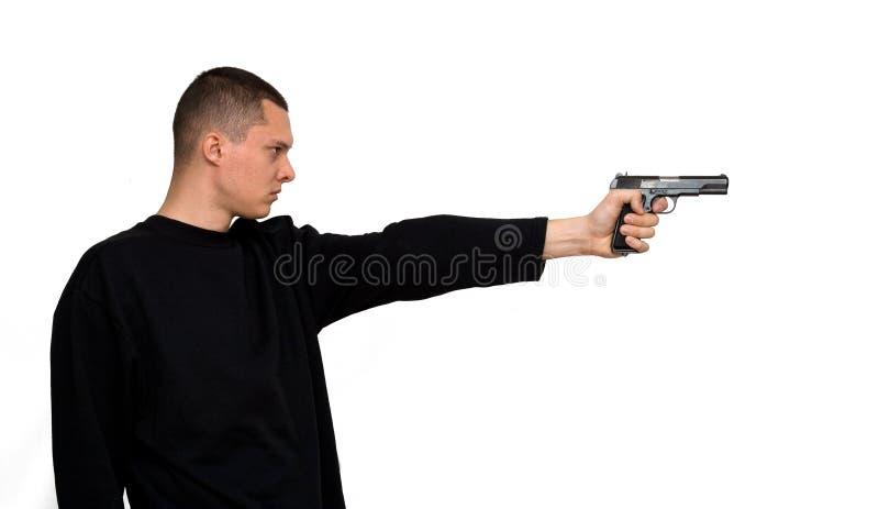 przestępcy. zdjęcia stock