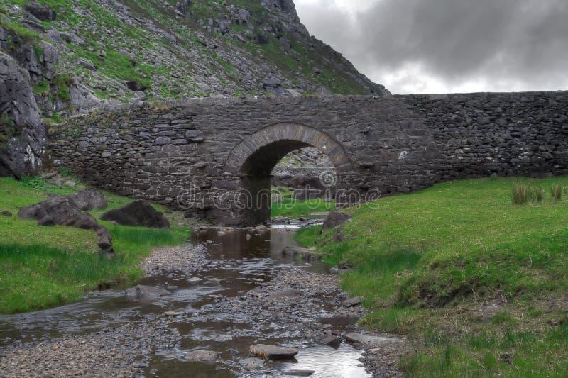 przestań dunloe bridge obrazy stock