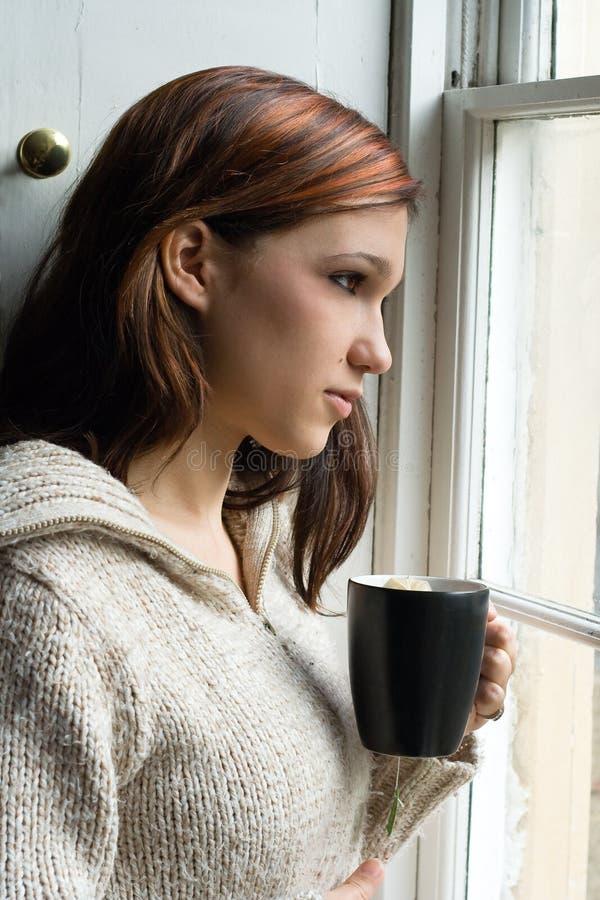 przestań herbaty rozsądna obrazy stock