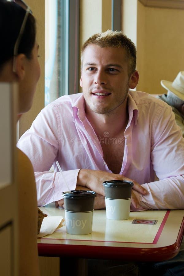 przestań kawy podróż obraz royalty free