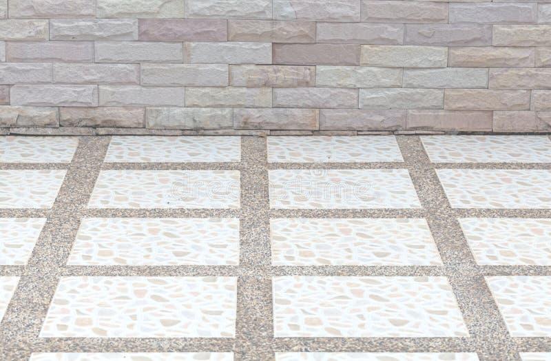 Przestrzeń rocznik farby kasztelu ściany brickwall cementu grungy backg obrazy royalty free