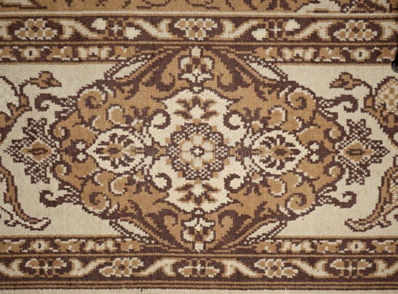 Przetarty dywan, paląca kanwa jako podłogi pokrywa obrazy royalty free