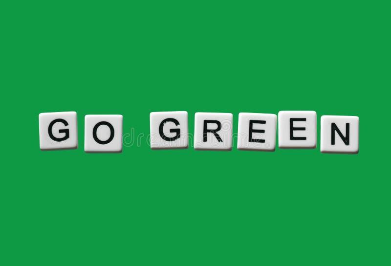 przetwarza się zielone zdjęcie royalty free