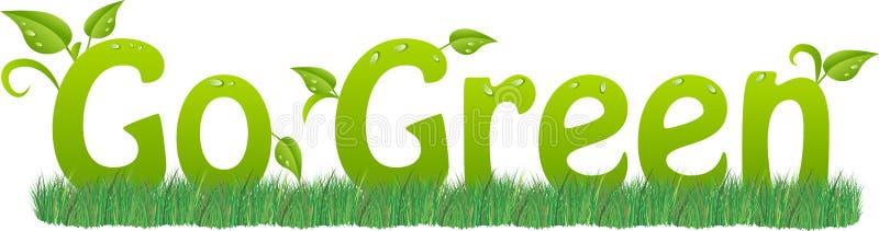 przetwarza się zielone obrazy royalty free