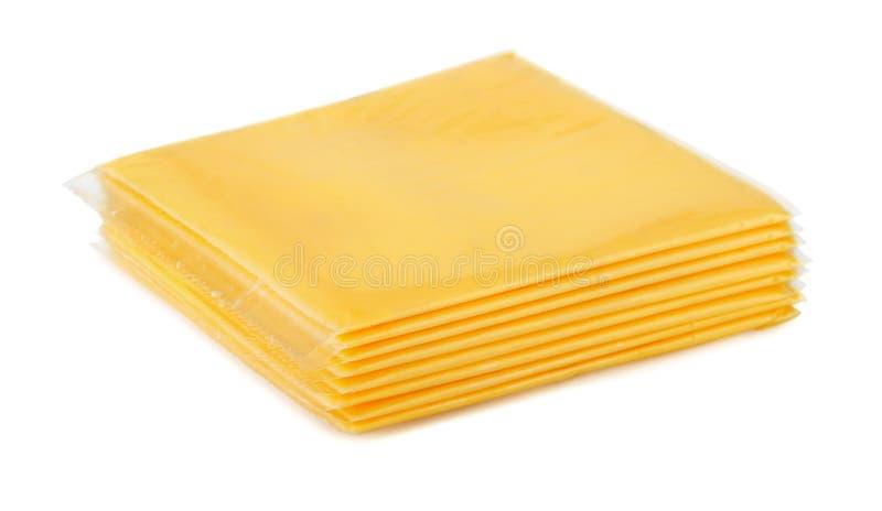 Przetwarzający ser zdjęcie stock