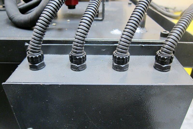 przewód elektryczny zdjęcia stock