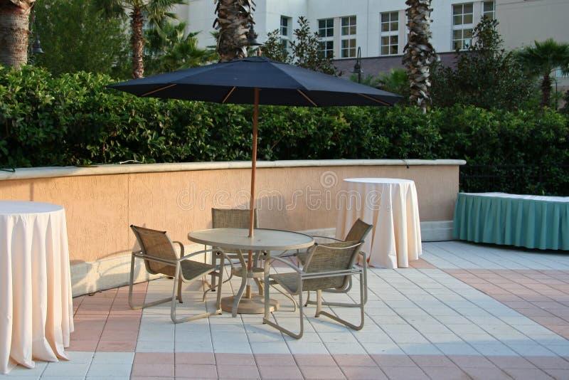 Przewodniczy Lounge Zdjęcie Royalty Free