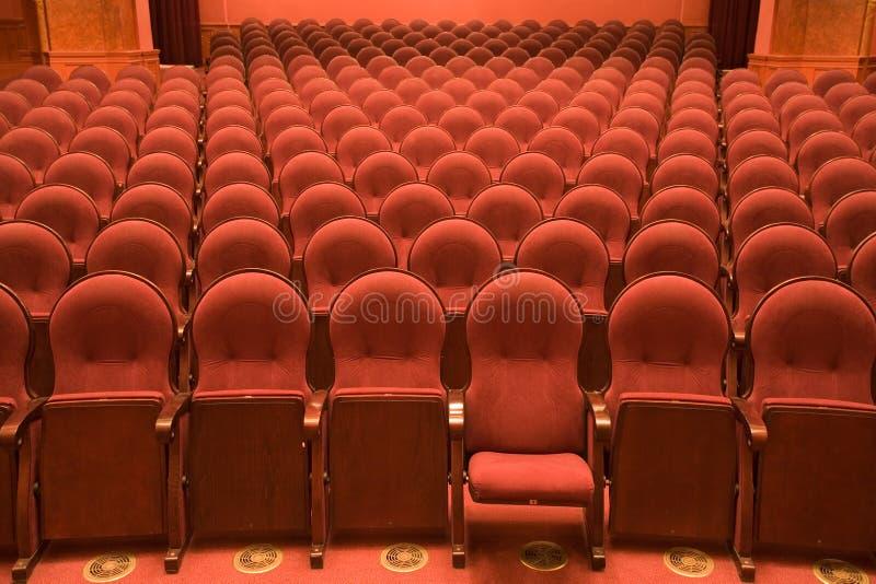przewodniczy stare kino. obraz royalty free