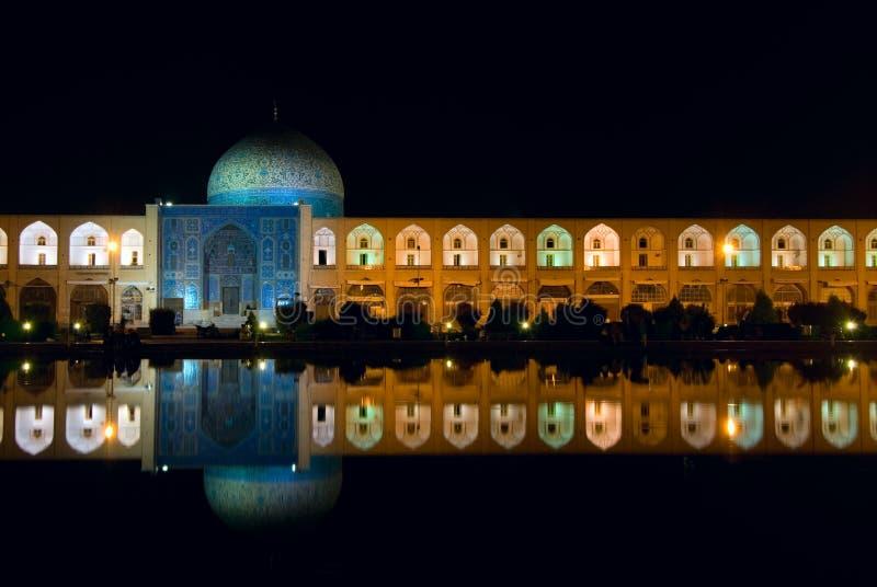 Przy noc imama Kwadrat fotografia royalty free