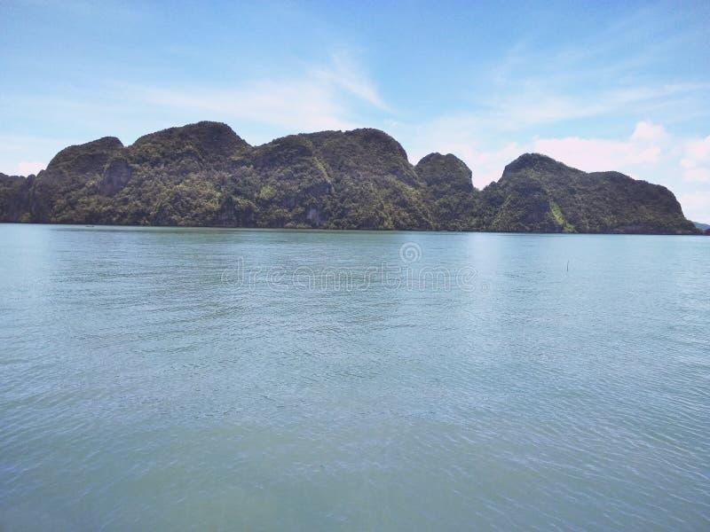 Przy Phuket obraz royalty free