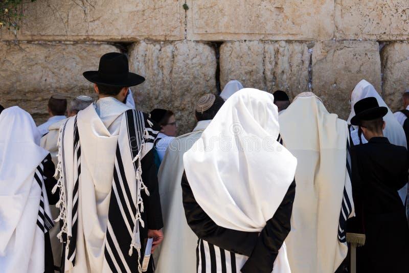 Przy Ramparts spacerem w Jerozolima zdjęcie stock