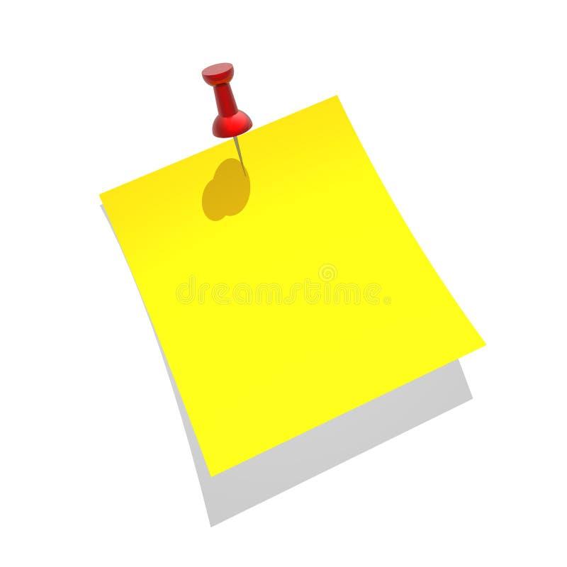 przyczepiający biel tło papier ilustracji