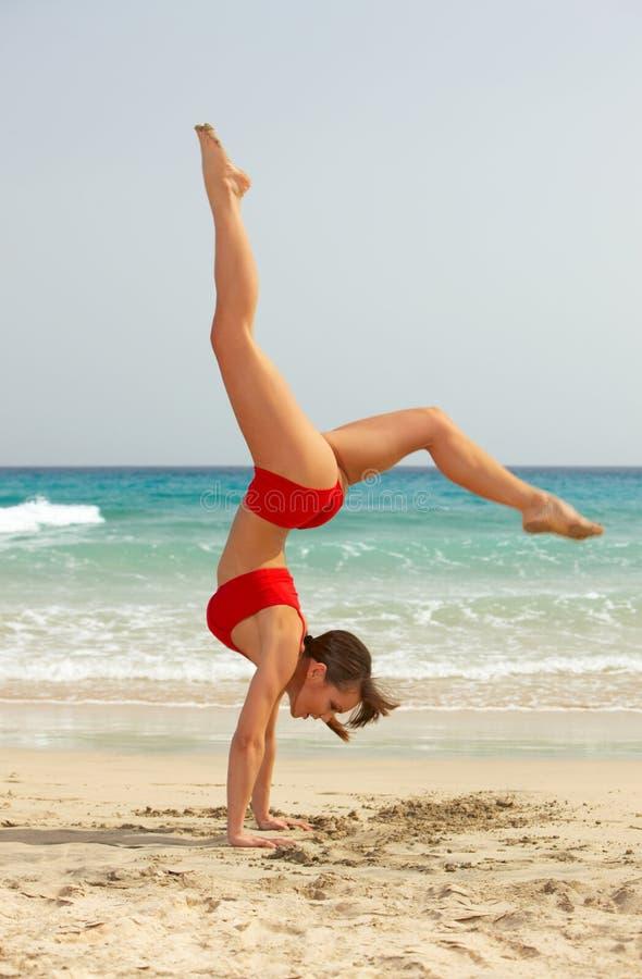 przydatność plażowa zdjęcie royalty free
