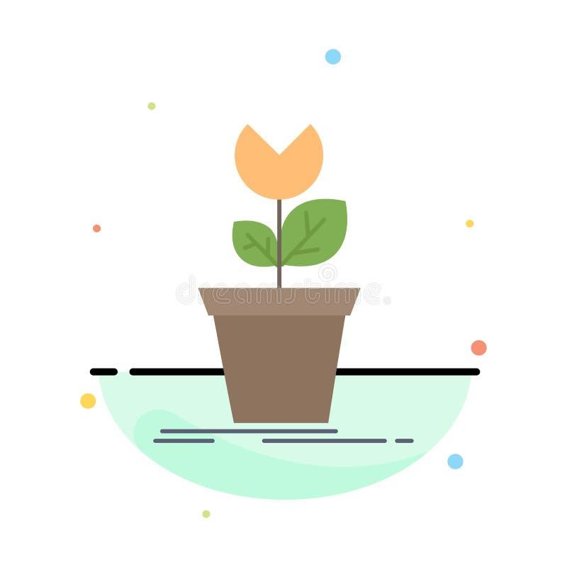 przygoda, gra, mario, przeszkoda, płaski kolorowy wektor ikony rośliny ilustracji