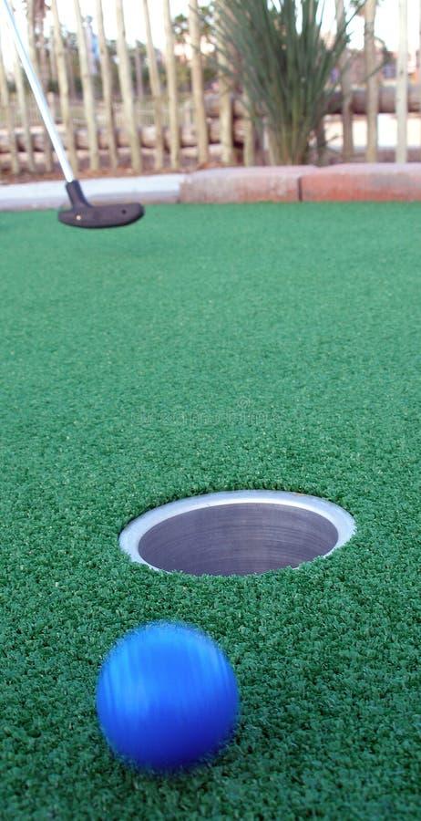 przygoda w golfa obraz royalty free