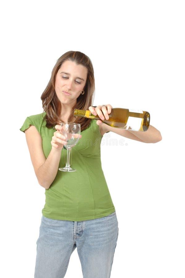 przygotować drinka zdjęcie royalty free