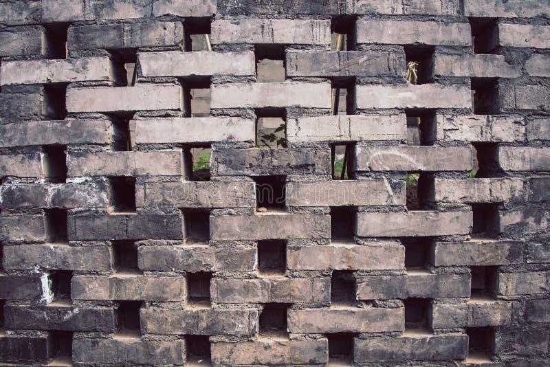 Przygotowania i kombinacja cegły zdjęcie royalty free