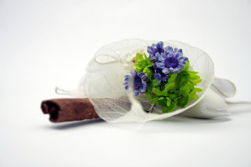 przygotowania kwiat obraz stock