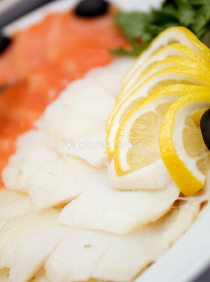 przygotowania owoce morza zdjęcia royalty free