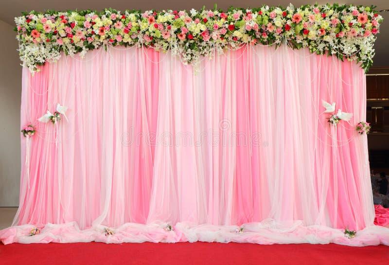 przygotowania tła piękni kwiaty fotografia stock