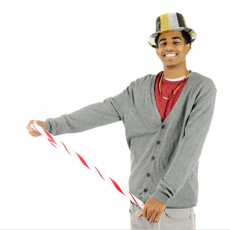 Przygotowywający Świętować nowego roku zdjęcia stock