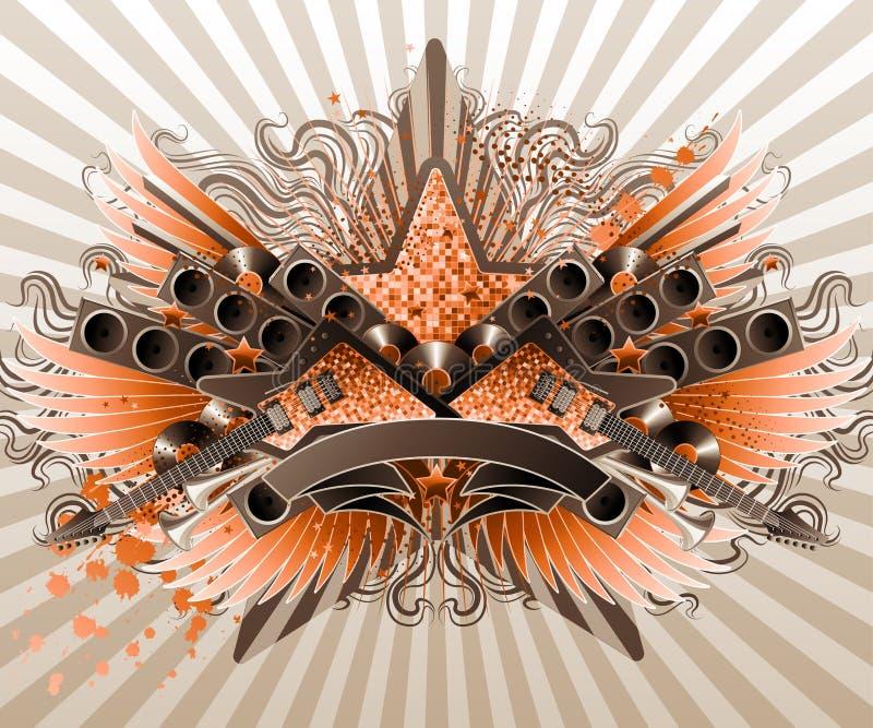 przyjęcie projektu abstrakcyjne royalty ilustracja