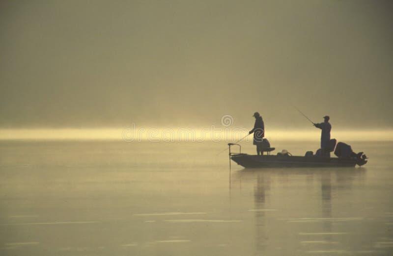 przyjaciele rybackich fotografia royalty free