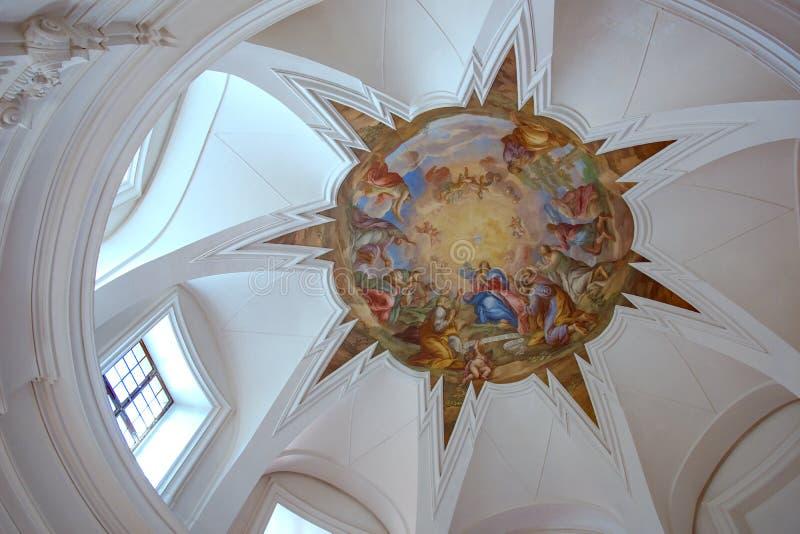 Przyklasztorny Plasy obrazy royalty free