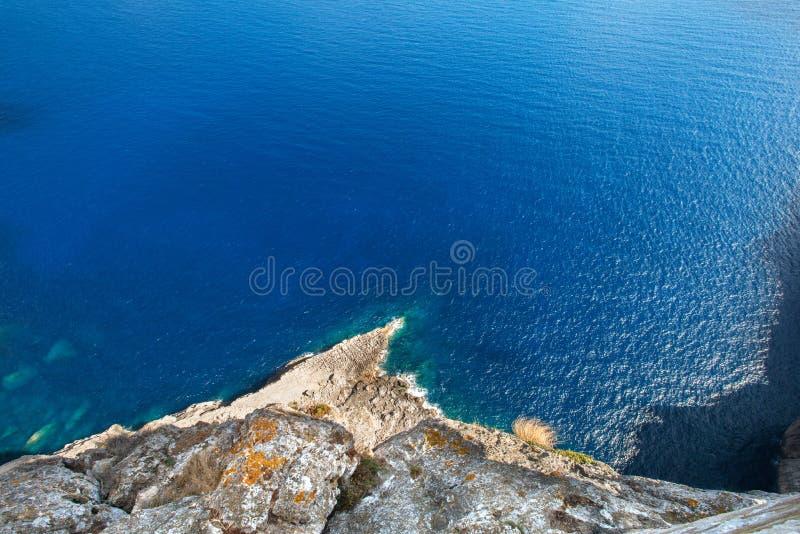 Przylądek Formentor zdjęcia royalty free