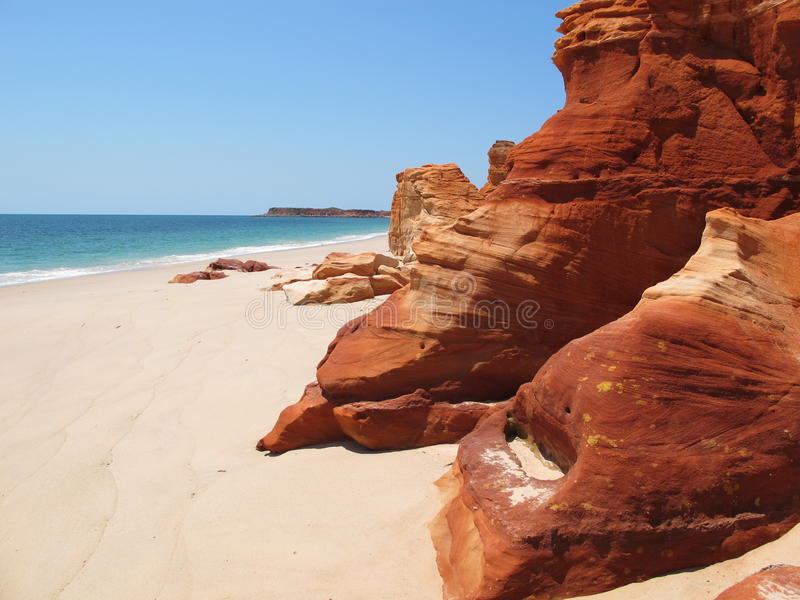Przylądek Leveque, zachodnia australia zdjęcia royalty free