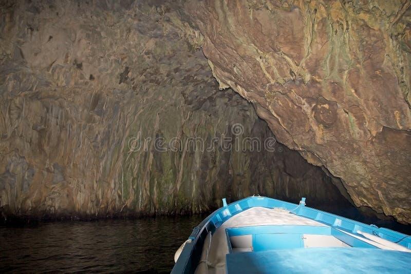 Przylądek Palinuro, Włochy fotografia stock