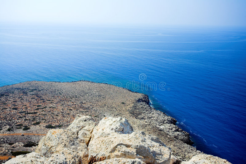 przylądka greco zdjęcia royalty free